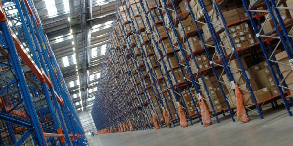 Pallet Racks Help In Shelving Goods And Meaningful Warehouse Storage